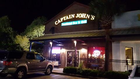 Captain John's outside