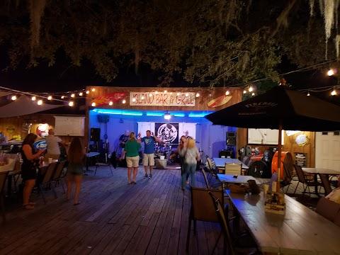 Dance Floor at Island Bar