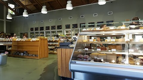 Bakery holder at Kudzu bakery